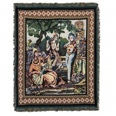 Tapestry Throw-Victorian