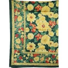 Tablecloth, Burgandy.Cotton-52X70