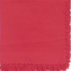 Napkins, Solid Red