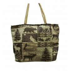 "Shopping Bag - 13""X19"" - Canadian North"