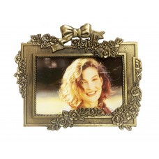 Picture Frame, W/Bow 3X5