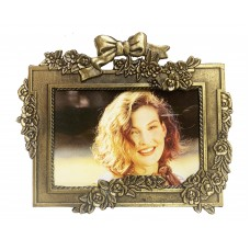 Picture Frame, W/Bow 8X10
