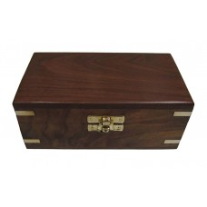 Box - Wooden, Plain - 9.5 X 6.5 X 5""