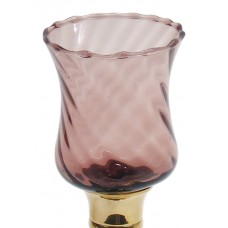 "Glass, 3"" Color, Wine"
