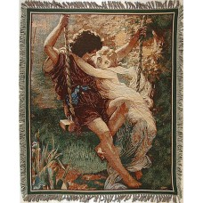 Tapestry Throw - Romance