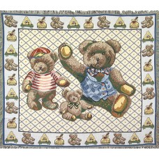 Throw - Tapestry, Teddy
