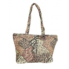 Shopping Bag Gusseted-Safari