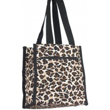 Shoulder Bag - Mlt Pckts, African
