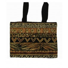 Shopping Bag - Tapestry, Safari