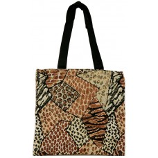 Shopping Bag, Tapestry - Safari