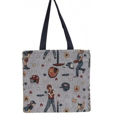 Shopping Bag - Tapestry, Base Ball
