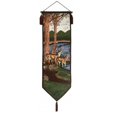 Wall Hanging, Tapestry - Deer