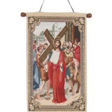 Tapestry Wall Hanging - Christ
