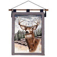 Wall Hanging- Deer, 26X36 With Lining