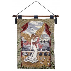 Wall Hanging- Angel, 26X36 With Lining