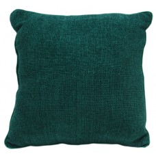 Cushion, Chenille - Green - Direct Filled