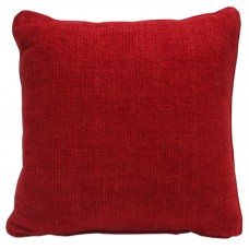 Cushion Chenille-Direct Fill, Burgundy