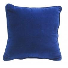 Cushion Velvet-Direct Fill, Navy