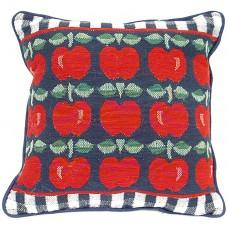 Cushion Zippered, Apples Design