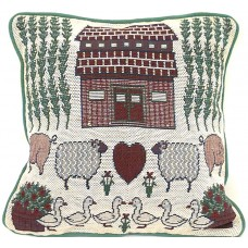 Cushion - Country House / Sheep