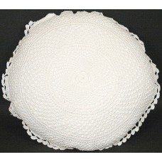"Cushion Crochet, Round 16"""