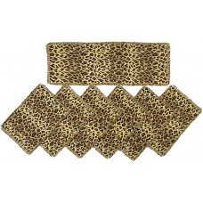 Runner Set, Cheetah Print