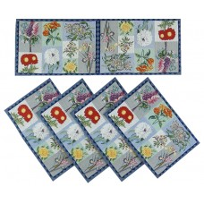 Tapestry Runner Set- Floral Lilac