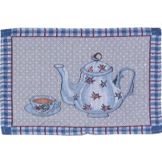 Place Mat - Tapestry, Tea Kettle