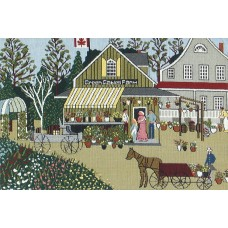 Place Mat-Tapestry, Green Gables