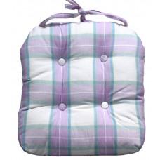 Chair Cushion - Summer Lilac