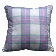 Cushion Cover, Zippered, 17X17 - Summer Lilac