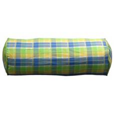 Bolster/Tube Pillow, 8X22- Spring Bright