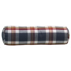 Bolster/Tube Pillow ,8X22 - Marine Navy