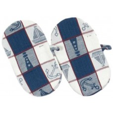 Finger Pads - Set Of 2 Pcs. - Nautical