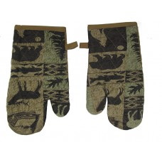 Oven Mittens - Canadian North - 2 Pc Set