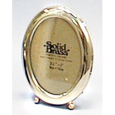 Picture Frame, Oval 3.5X5