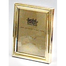 Picture Frame, Brass 3.5X5